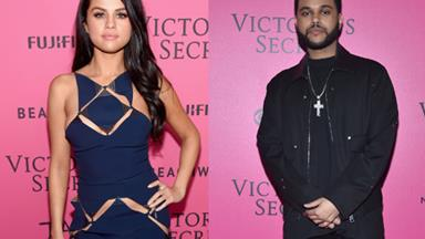 Here's what happened when The Weeknd and Selena overheard people teasing them