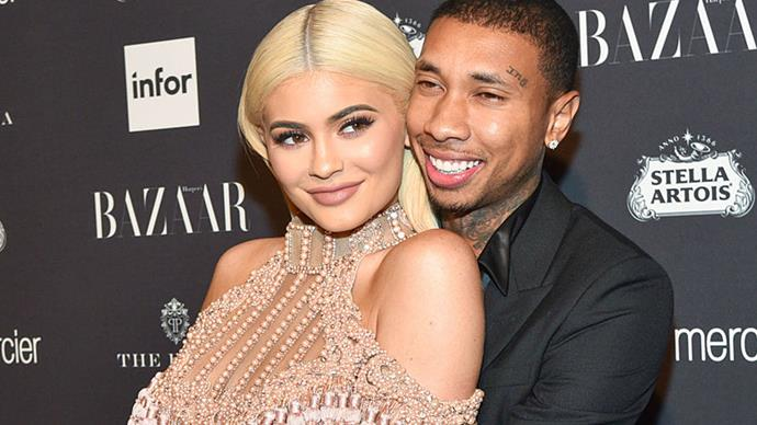 Tyga asked Kris Jenner permission to marry Kylie Jenner