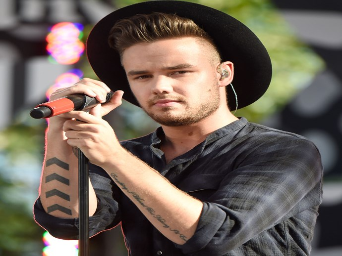 Liam Payne fans are LOSING IT over this photo