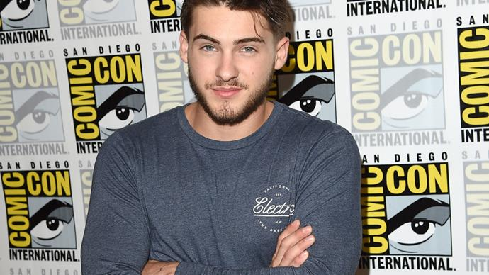 Cody Christian has finally addressed the nude photo scandal