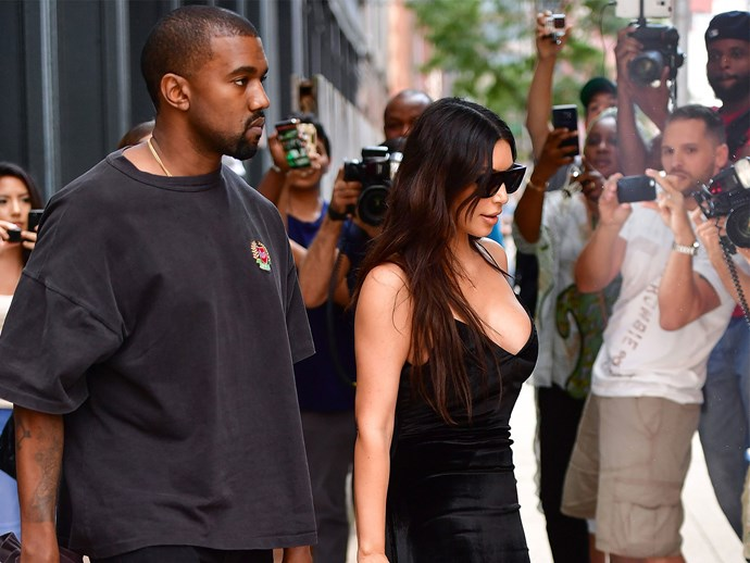 Did Kim Kardashian just reveal that she's pregnant?