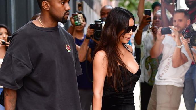 Did Kim Kardashian just reveal that she's pregnant?