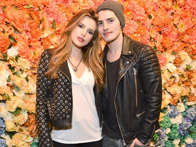 People are convinced that Bella Thorne is back together with Gregg Sulkin