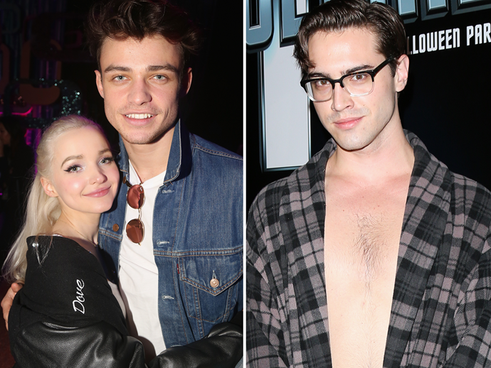 Dove Cameron shades her ex and becomes IG official with Tom Doherty