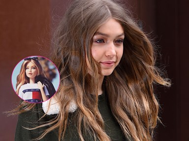 Gigi Hadid officially has her own Barbie doll