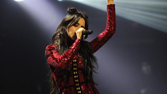 Camila Cabello is teaming up with a member of the 1D fam