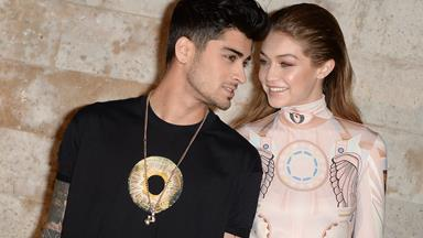 Gigi Hadid has just won major points with Zayn's mum