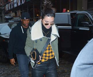 PSA: Kendall Jenner just cut all her hair off