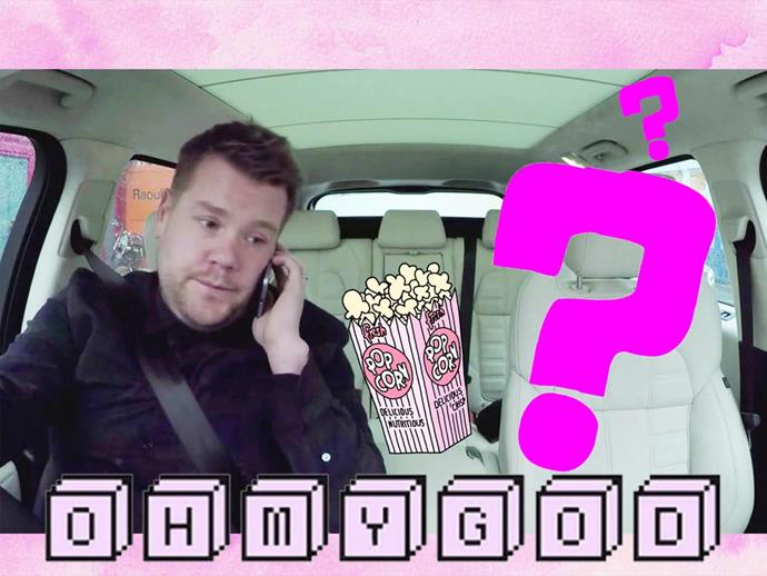 Your fave singer is going on carpool karaoke