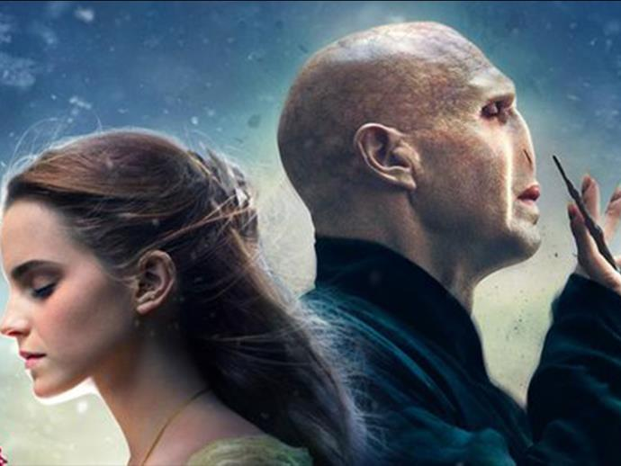 Fan made video makes Emma Watson fall in love with Voldemort