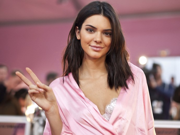 Kendall Jenner has some advice for aspiring models