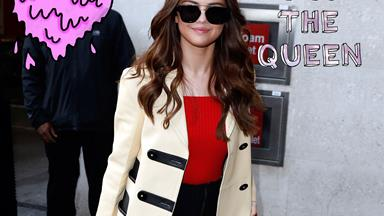 Selena Gomez made an exciting announcement with THIS photo