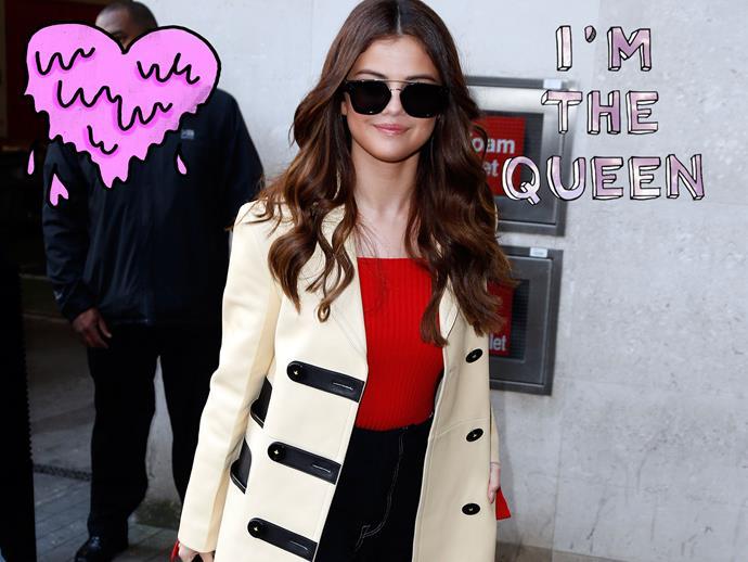 The latest update on Selena Gomez's next album