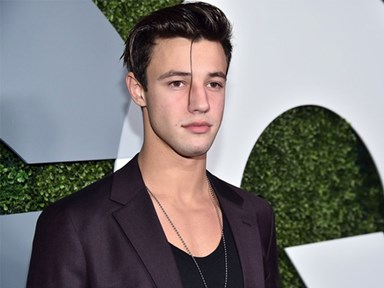 Cameron Dallas is after this baben' popstar