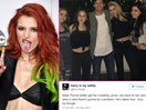 Fans think Bella Thorne is trying to ruin #LARRY, proceed to send her death threats