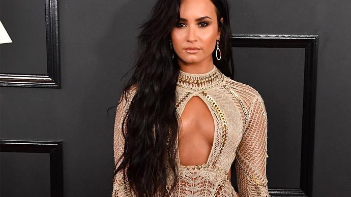 Mike Posner has a crush on Demi Lovato