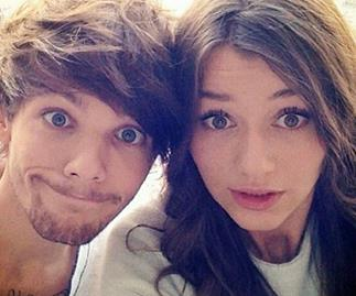 Louis Tomlinson back together with Eleanor Calder