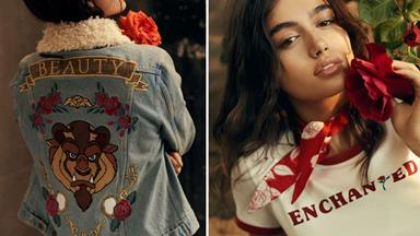 MINKPINK release the 'Beauty and the Beast' clothing line OF YOUR DREAMS