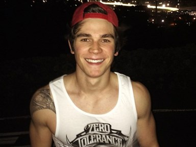 10 things you need to know about Riverdale's hottest red-head KJ Apa