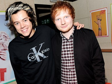 Ed Sheeran spills on Harry Styles' new album