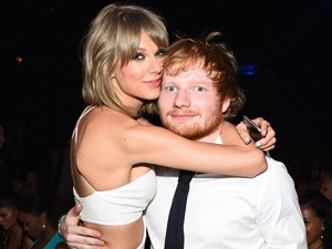 Ed Sheeran betrays Taylor Swift by hanging with Katy Perry