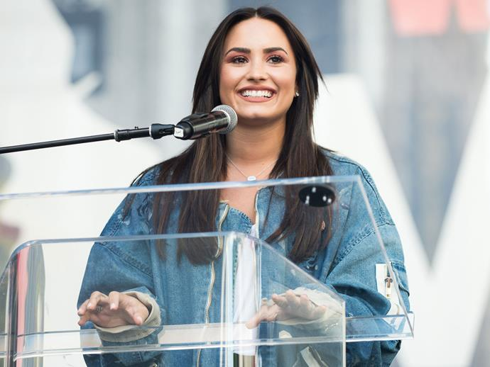 Demi Lovato has srsly offended her fans
