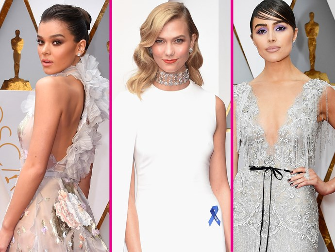 2017 Oscars red carpet looks