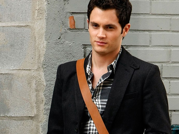 Penn Badgley gets married
