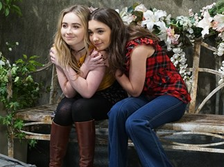 The 'Girl Meets World' cast have recreated their most iconic scenes IRL