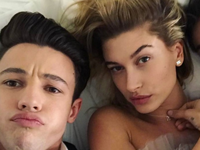 Are Hailey Baldwin and Cameron Dallas dating?