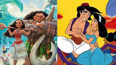 Here's proof that 'Moana' is connected to 'Aladdin'