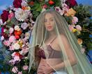 You HAVE to see Beyonce's pregnancy pic turned into lip art