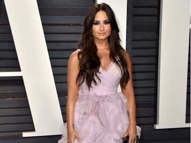 Demi Lovato opens up about her struggle with mental health