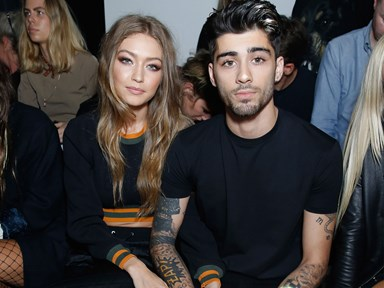 WATCH: Zayn calls upon Gigi Hadid to accept his award with him