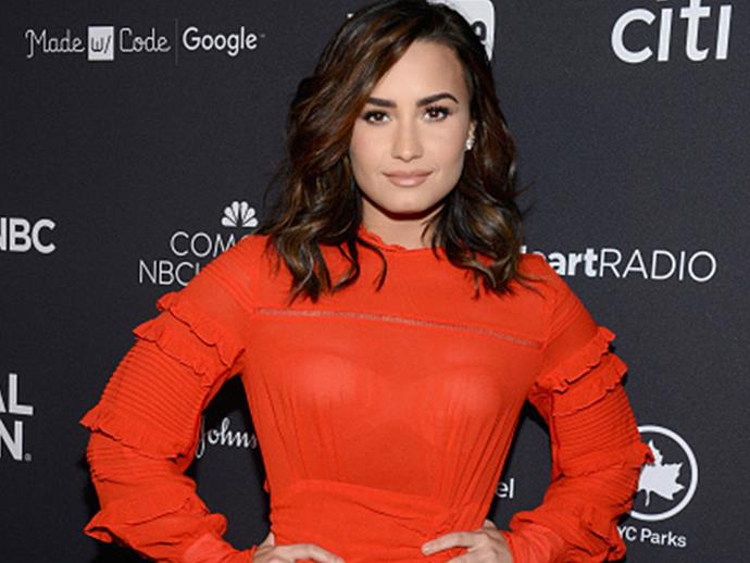 Demi Lovato is collaborating with two major pop singers