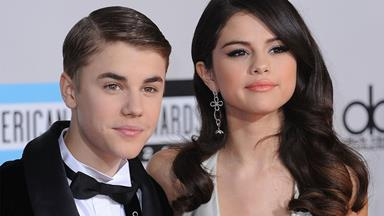 Is Justin Bieber's comment on his selfie about Selena Gomez?