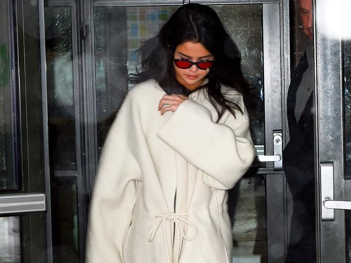 SPOTTED: Selena Gomez in tears after parting ways with The Weeknd