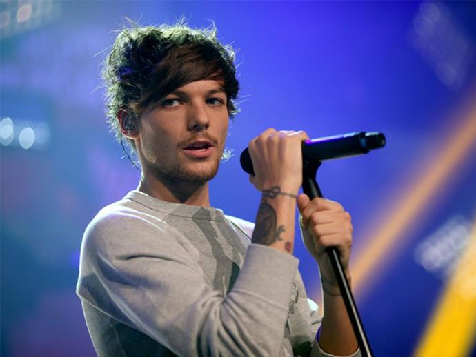 Girl Louis Tomlinson 'punched' is now speaking out