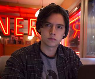 Cole Sprouse doesn't think you should trust Jughead on 'Riverdale'