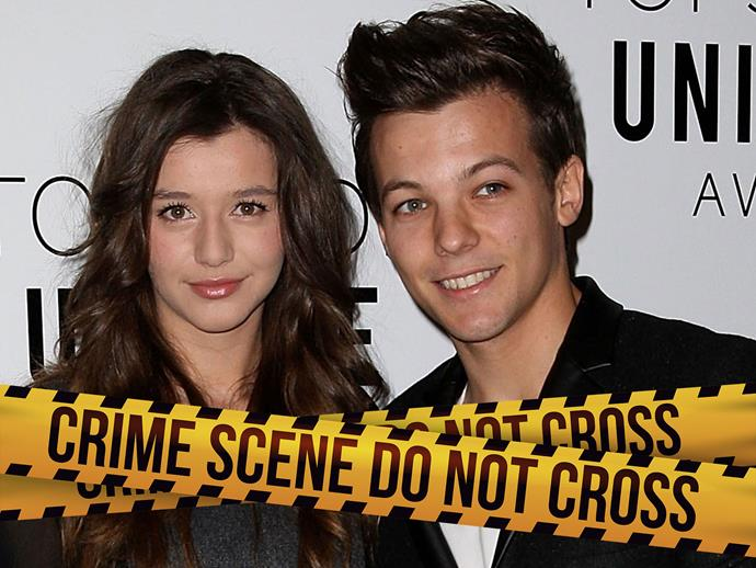 Police report about Louis Tomlinson's airport brawl released