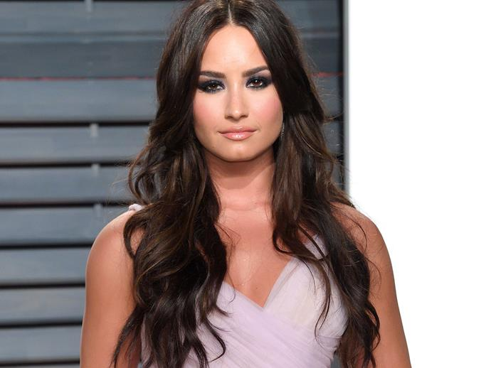 Demi Lovato talks about feminism and cyber-bullying