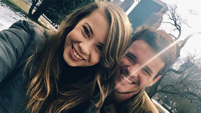 Bindi Irwin and Chandler Powell move in together