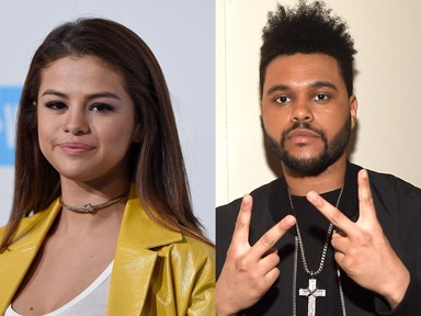 Selena Gomez and The Weeknd packed on the PDA while shopping