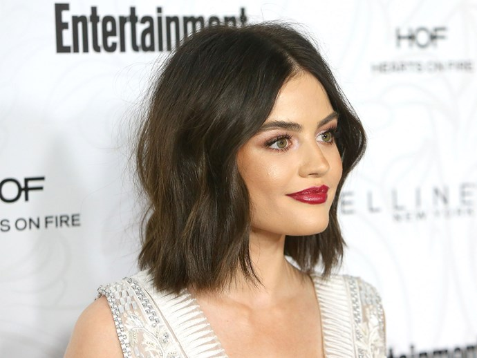 Lucy Hale lands major movie role