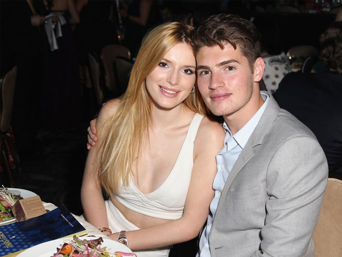 Is this Bella Thorne's way of telling Gregg Sulkin she misses him?