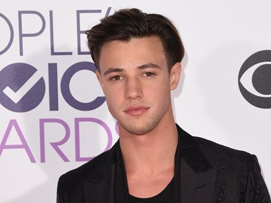 Cameron Dallas' mum proves she knows him way better than his fans and it's adorable