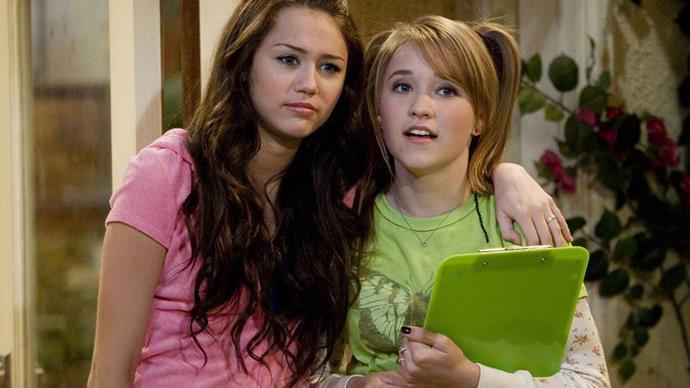 Hannah Montana reunion with Jason Earles and Emily Osment
