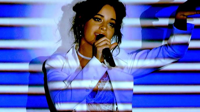 Camila Cabello talks transitioning from Fifth Harmony to solo
