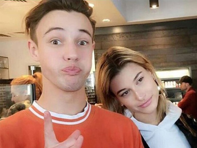 Does this prove that Hailey Baldwin and Cameron Dallas are dating?