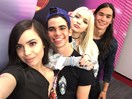 OMG: The OG 'Descendants' cast reunites with the most epic photo op ever